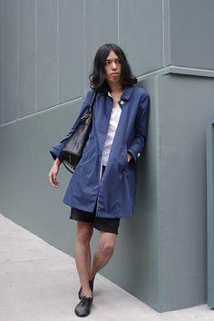 ストリートスナップ [大志] | Ä, everlasting sprout, LAD MUSICIAN, repetto, ZARA | 原宿 | 2012年04月25日 | Fashionsnap.com