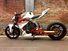 Honda Tiger Streetfighter