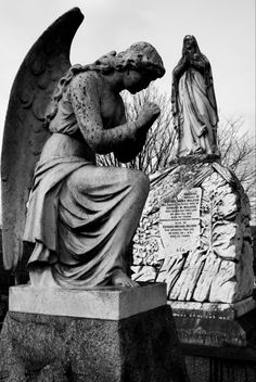 Cemetery Angel l Life isn't a race and even if it were, you wouldn't want to win.