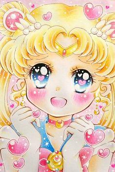 """sailor-moon-rei: """"by green """" Sailor Moon Sailor Stars, Sailor Moon Manga, Cristal Sailor Moon, Arte Sailor Moon, Sailor Moon Fan Art, Sailor Uranus, Manga Anime, Anime Art, Princesa Serena"""