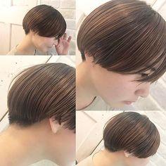 Short Hair Cuts, Short Hair Styles, Girl Hairstyles, Pixie, Hair Beauty, Photo And Video, Instagram, Fashion, Male Hair