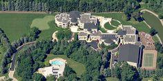 Mansion dream house: Michael Jordan's Former Chicago Estate