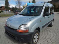 Renault Kangoo 4x4 1.6 16V - 0