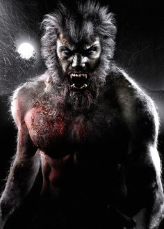 "Werewolf by Joe-Roberts --A werewolf, also known as a lycanthrope ""wolf""… Zombies, Dark Fantasy, Fantasy Art, Art Zombie, Werewolf Art, Werewolf Legend, Vampires And Werewolves, Classic Monsters, Creatures Of The Night"