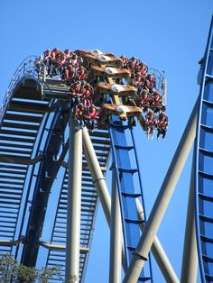 Wild Eagle - Dollywood ~ HOME! ~ WE LOVE THIS RIDE!!! SO MUCH FUN!!! AWESOME 1st DROP! We were on the 1st Ride of the 2013 Season yesterday