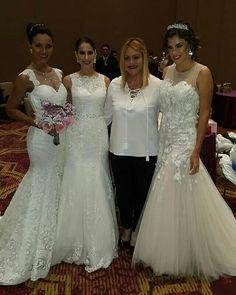 Mil Gracias Ana Cristina por tus hermosos vestidos! ❤❤❤❤❤❤❤❤❤❤ #Repost @cancandelanovia ・・・ Backstage...listas para el runway @cancandelanovia espectaculares quedaron las modelos @axel_andersson😘😘😘 #noviaspanama #weddings  #Weddingdresses #PanamaBodas #noviacancan