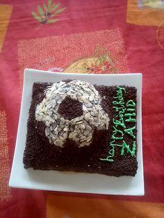 Gâteau ballon de foot by mwanamshe nde upiho