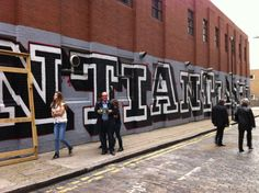 ANTI. East London 2011.