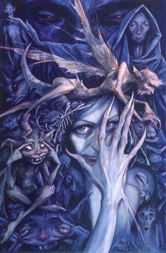 faeries | Kjartan The Magnificent - hypnogoria: Faeries by BRIAN FROUD