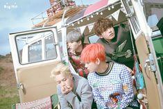 BTS Young Forever Concept Photo Photoshoot Suga, Jin, Jungkook, and Taehyung