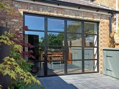 Steel Replacement Aluminium Doors York | Marlin Windows