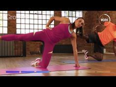 The 7-Minute HIIT Butt Workout Video   Greatist