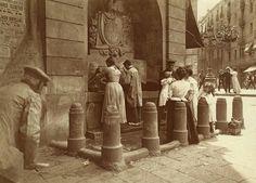 1907 font de la Portaferrissa