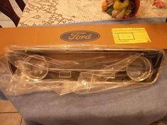 1965 Ford Mustang Instrument Dash Bezel Housing 65 | eBay