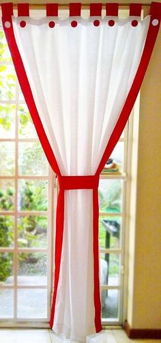 como hacer cortinas navideñas how to make Christmas curtains Making Pleated Curtain PaGreat ideas! Decor, Curtains With Blinds, Curtain Sewing Pattern, Curtains Living Room, Modern Curtains, Curtains, Curtain Decor, Iron Decor, Curtain Designs