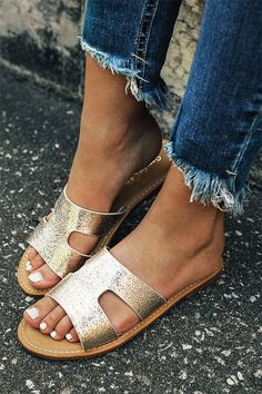 0b277a28815e The CeCe Metallic Sandal- 24 Metallic Fashion