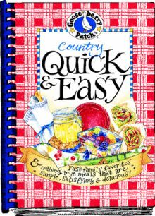 Gooseberry Patch Recipes: Molly Bee's Tex-Mex Casserole from Country Quick & Easy