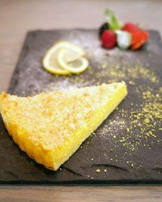 Low FODMAP Recipe and Gluten Free Recipe - Lemon Tart (Update) http://www.ibssano.com/low_fodmap_recipe_lemon_tart.html