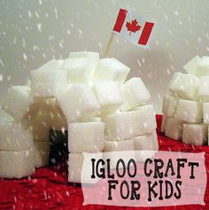 Igloo-craft-for-kids on Jaquo Lifestyle Magazine