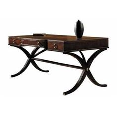 Shop for Hekman X Stretcher Desk, and other Home Office Desks at Ariana Home Furnishings in Cumming, GA.