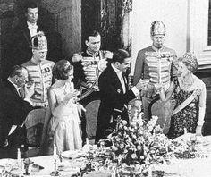 Resultado de imagen de gala pre boda constantino de grecia