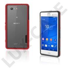 Hamsun (Rød) Sony Xperia Z3 Compact Bumper