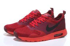 quality design 3a13a a414c Nike Air Max 90 87 Thea Flyknit Červené Protiínie Woman Topánky Hot Predaj  na nikeobchod.net! Nenechajte si ujsť