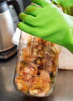 Make Kimchi Just Like Grandma's with Mama O's Kimchi Paste — Product Review