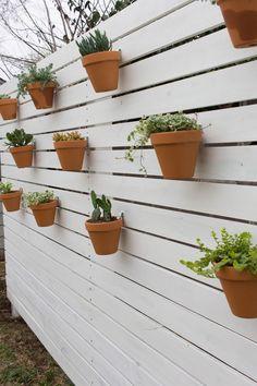 always rooney: Horizontal Privacy Fence | DIY