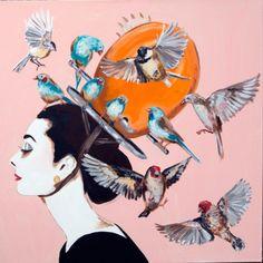 Bird Feeder Audrey