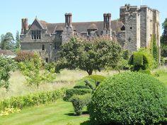 Hever Castle: Anne Boleyn's Childhood Home June 19, Anne Boleyn, Parlour, Historical Romance, 16th Century, Tudor, Castle, Childhood, Posts