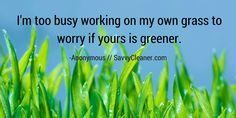 #Quote #Image #Contentment #jealousy