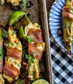 Bacon Wrapped Stuffed Hatch Chiles – a pleasant little kitchen Hatch Green Chili Recipe, Green Chili Recipes, Hatch Chili, Mexican Food Recipes, Mexican Desserts, Mexican Dishes, Hatch Peppers, Appetizer Recipes, Appetizers