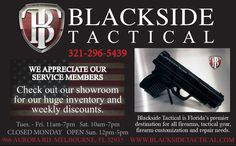 Blackside Tactical  |  Military Discount Network