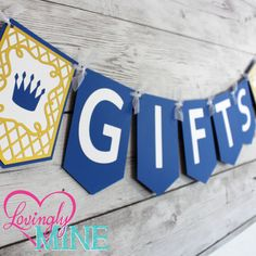 Little Prince Baby Shower GIFTS Table Banner - Royal Baby Shower, Little King, Little Princess, Birthday Party, Gift Table Sign by LovinglyMine on Etsy Baby Shower Brunch, Baby Shower Winter, Baby Boy Shower, Baby Shower Gifts, Prince Birthday, King Birthday, 1st Boy Birthday, Birthday Ideas, Birthday Parties