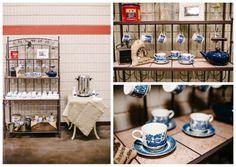 Coffee anyone?  Joe & Ashley | Cabot Wedding Photographers | KB McElmurry Photography