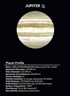 nasa planetary fact sheet - 236×323