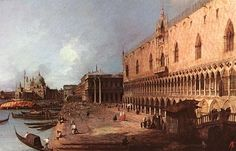 Doge's+Palace+-+Canaletto