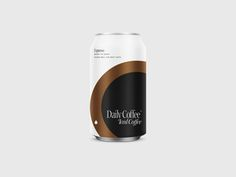 Daily Coffee - The Dieline