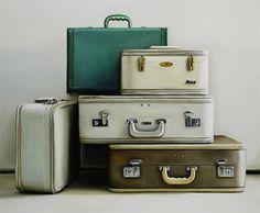 Vintage Train Cases