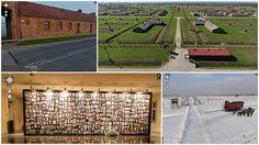 Fotos de #Auschwitz || Fuente ► www.panorama.auschwitz.org