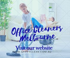 Spiffy Clean is expert in Office Cleaning Services. Any Commercial Cleaning needs please Call us today at: 1300668025 or Visit online at www.spiffyclean.com.au #cleaningservice  #Commercialcleaning #Officecleaners #Melbourne #SpiffyClean #Professionalcleaning