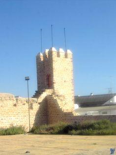 Castillo de Bujalance. Córdoba.