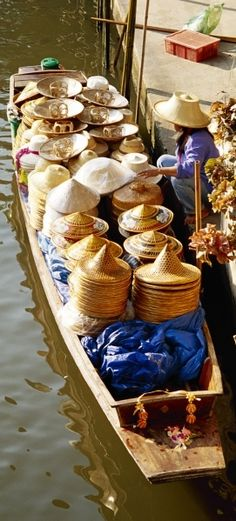 ~The Floating Market - Thailand | House of Beccaria