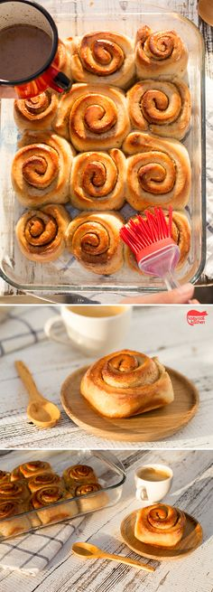 Delicious egg-free and dairy-free Scandi-inspired cinnamon buns. They go well with your afternoon coffee or can make a decadent weekend breakfast.