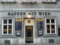 Cafe Alt Wien What To Do Today, What Do You See, Stuff To Do, Things To Do, Good Things, Honeymoon Pictures, Vienna, Austria, Places To See