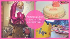 Prinzessinnen Party zum 4. Geburtstag - Bidilis-Welt Snacks Für Party, Cake, Desserts, Food, Giveaways, 4th Birthday, Tailgate Desserts, Deserts, Kuchen