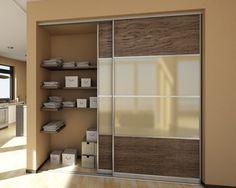 Sliding Doors Closet Door Storage Bedroom Condo