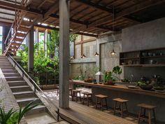 Casa en Chau Doc,© NISHIZAWAARCHITECTS