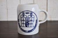 ドイツ・ヴィンテージ陶器のビアジョッキ/1977